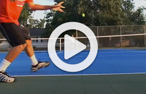 Tennis Court Video